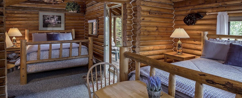 Rangers Cabin